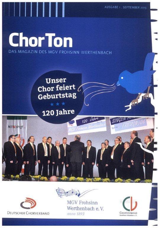 ChorTon Ausgabe 1